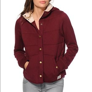 Used, ISO Obey Fisherman's Wharf Quilted Jacket for sale